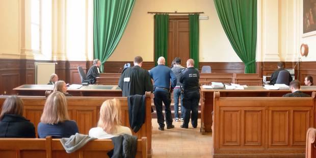 A la barre du tribunal, un Cominois promet de tuer son ex-belle-mère - La DH