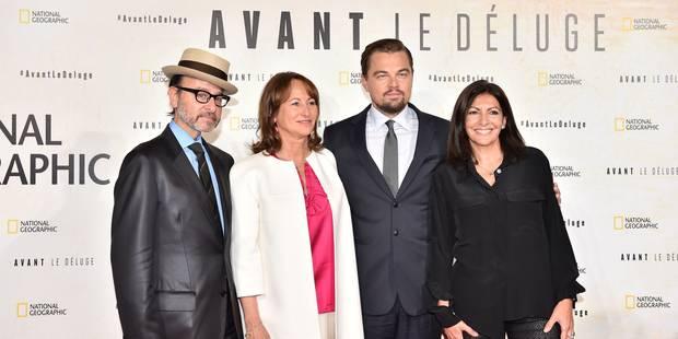 """Leonardo DiCaprio en pleine tournée pour la planète: """"le temps presse"""" - La DH"""