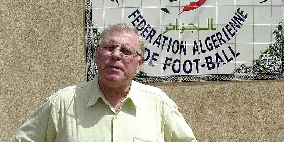 News: Robert Waseige in Alger