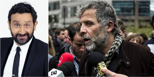 """Stéphane Guillon: """"Cyril Hanouna est le Kim Jong-Il de C8"""" - La DH"""