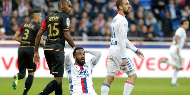 Ligue 1: Lyon en crise, Lille se rachète - La DH