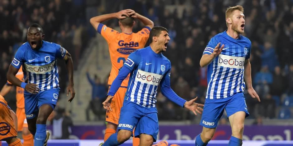 Genk s'offre le derby limbourgeois grâce à un but tardif (1-0)