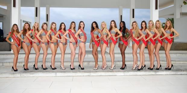 Miss Belgique 2017: notre top 5 - La DH