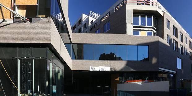 """Une centaine de logements annoncés autour du projet """"Rive gauche"""" à Charleroi - La DH"""