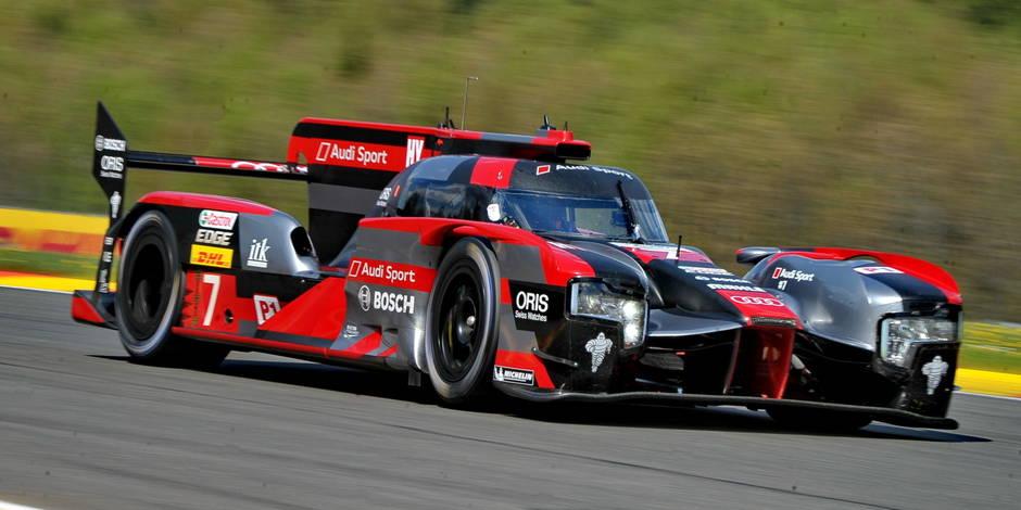Audi arrête l'endurance fin 2016