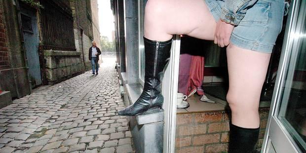 """Une zone """"prostitution de rue"""" admise à Liège - La DH"""