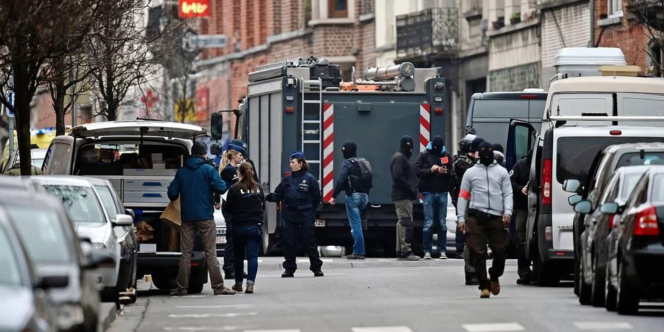 Action of police in Molenbeek