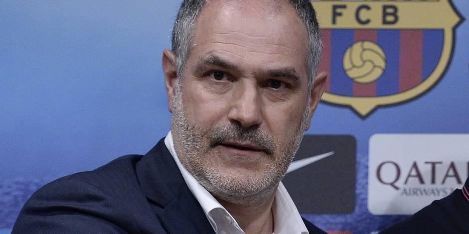 Zubizarreta nouveau directeur sportif de l'OM