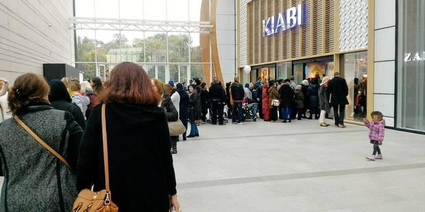 25.000 clients chez Kiabi en 4 jours - La DH