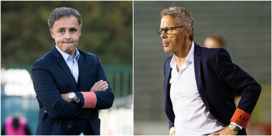 Grosjean - Ferrera : Le duel des entraîneurs amis