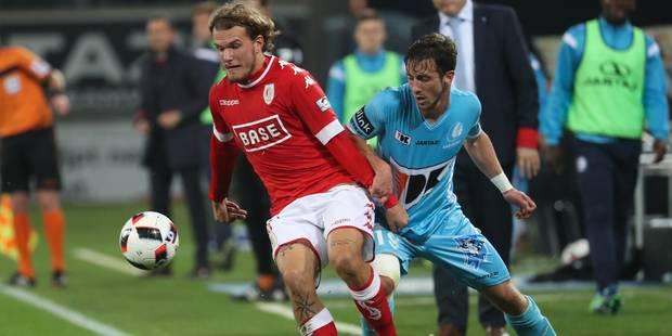 Alexander Scholz forfait pour le déplacement à Ostende - La DH