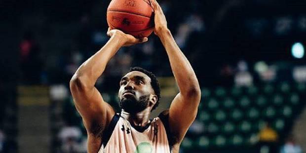 Basket: le pivot Evan Ravenel débarque à Liège - La DH