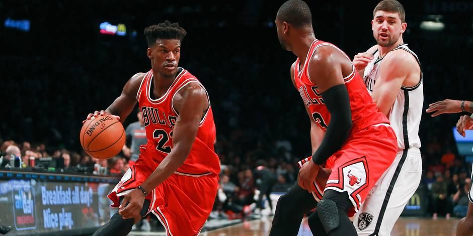 NBA: Une troisième victoire pour les Chicago Bulls