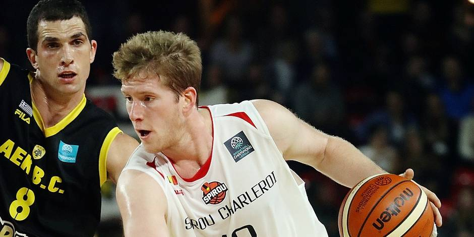 Basket Fiba Champions league/Game2/Spirou-Athene/