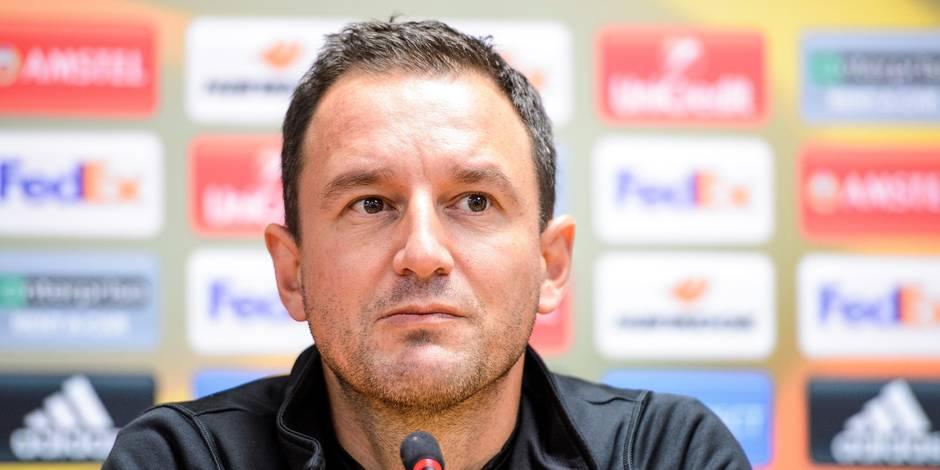 """Jankovic avant Panathinaikos-Standard: """"Ce match est comme une finale"""""""