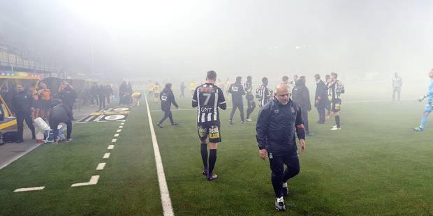 Débordements de supporters : 25.000€ d'amende au minimum pour Charleroi - La DH