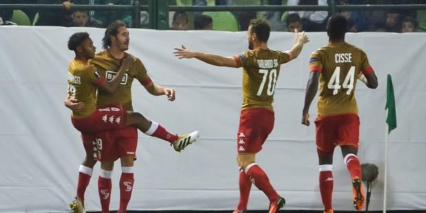 Le Standard se relance à Athènes (0-3) - La DH