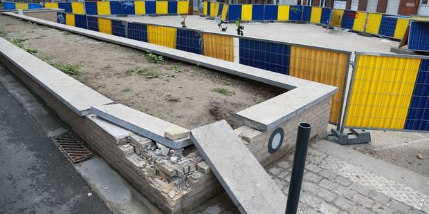 Saint-Gilles : La plaine de jeux de tous les dangers