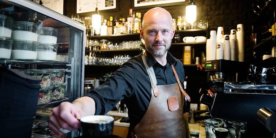 Bruxelles - Recrudescence des bars à café dans le centre ville