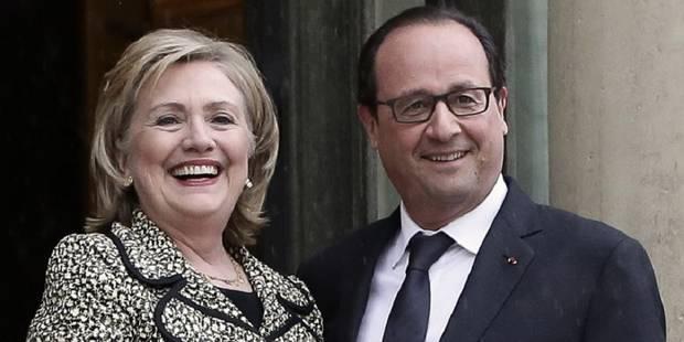 François Hollande et Hillary Clinton sont... cousins éloignés ! - La DH