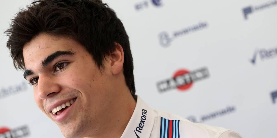 F1: La maman de Lance Stroll est Belge!