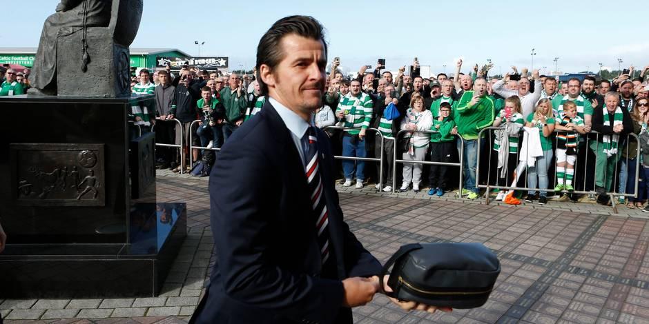 Joey Barton va quitter les Glasgow Rangers !