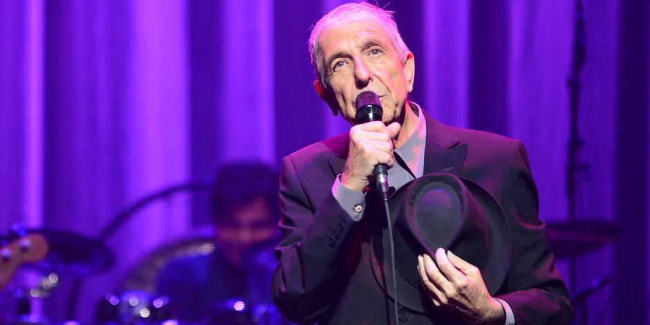 Leonard Cohen, du musicien à l'icône (PORTRAIT)