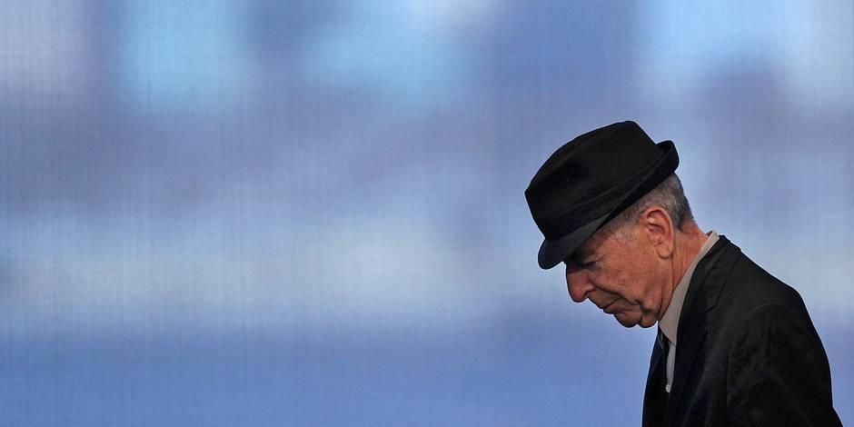 Le chanteur Leonard Cohen est décédé