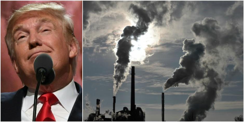 Pourquoi l'élection de Trump constitue un coup de bambou pour le climat
