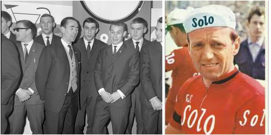 L'ancien coureur Edgard Sorgeloos est décédé