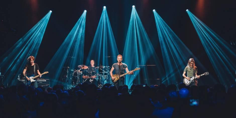 Attentats de Paris: Un an après, Sting redonne vie au Bataclan, les Eagles of Death Metal virés