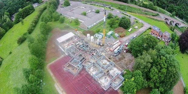La nouvelle école de Trooz sera prête en 2017