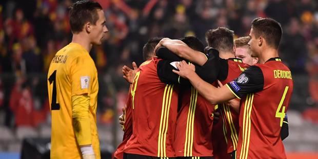 Diables rouges: À quand remontait la dernière titularisation d'un Anderlechtois? - La DH