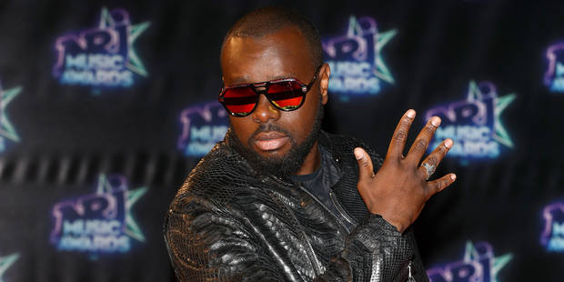 """Maître Gims, le """"dikkenek"""" est vexé comme jamais par les NRJ Music Awards - La DH"""