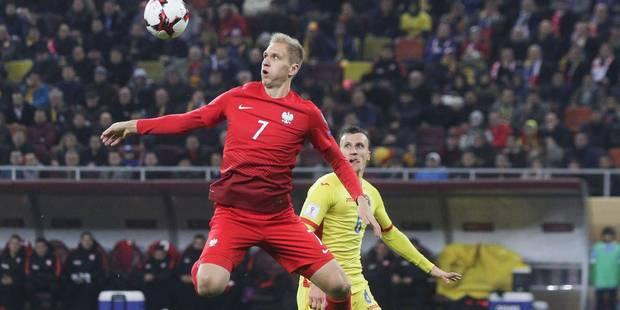 La Pologne partage avec la Slovénie grâce à un but de Teodorczyk - La DH