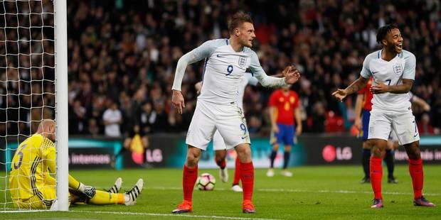 Vardy célèbre son but contre l'Espagne avec un Mannequin Challenge (VIDEO) - La DH