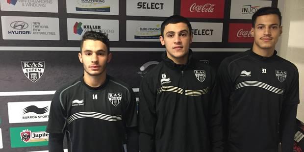 Trois jeunes Qataris sont arrivés à Eupen - La DH
