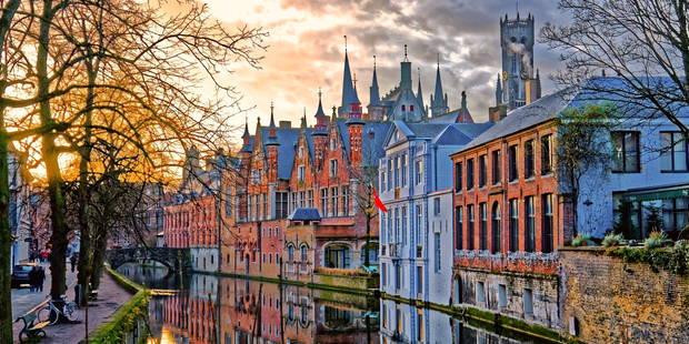 Voici le top des 10 villes les plus inspirantes et romantiques - La DH