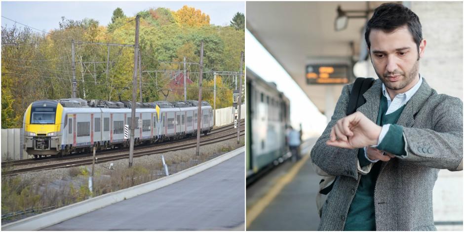Exclusif: la ponctualité des trains ne fait qu'empirer, voici les lignes les plus touchées (CARTE ET TEMOIGNAGES) - La D...