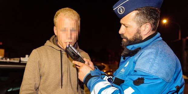 La police boraine applique la tolérance zéro pour les conducteurs sous influence ! - La DH