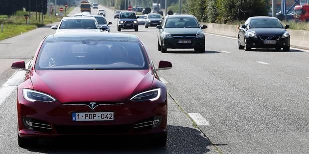 La Belgique, zone de test pour les voitures autonomes - La DH