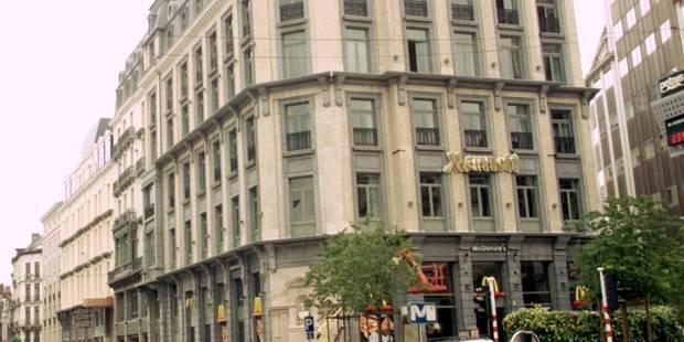 Marriott ferme son bureau à Bruxelles: 137 emplois menacés - La DH