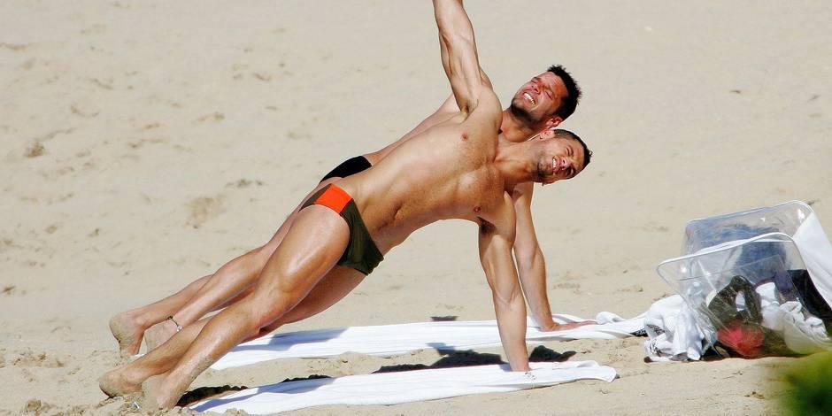 Ricky Martin splits from his boyfriend