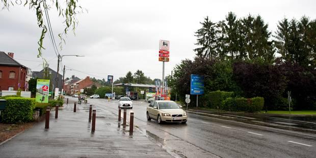 Mons : un automobiliste heurtre une dame, rendue invisible par les intempéries - La DH