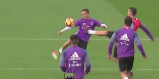 Cristiano Ronaldo n'est pas tendre avec ses coéquipiers - La DH
