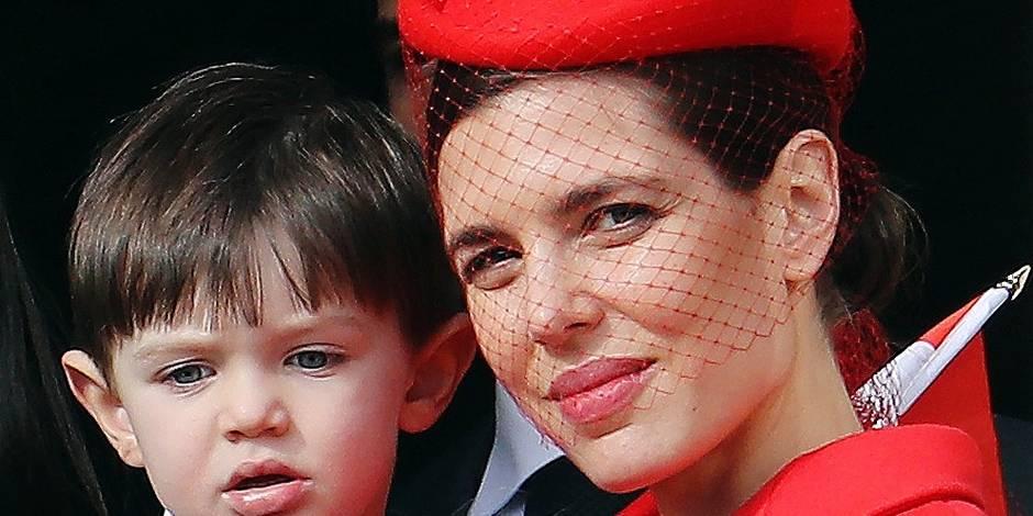 Première sortie publique pour Raphaël, fils de Charlotte Casiraghi et Gad Elmaleh
