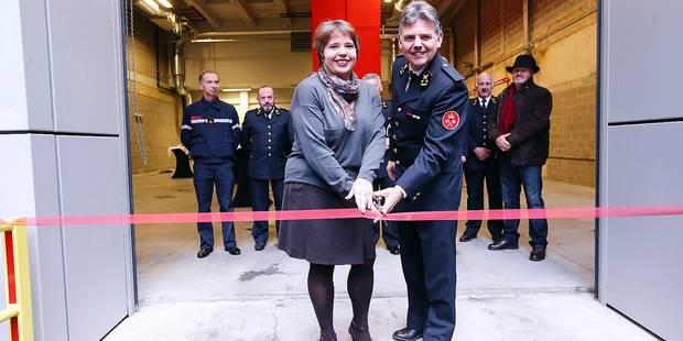 Bruxelles: Déjà 4.000 interventions pour la nouvelle caserne du centre-ville - La DH