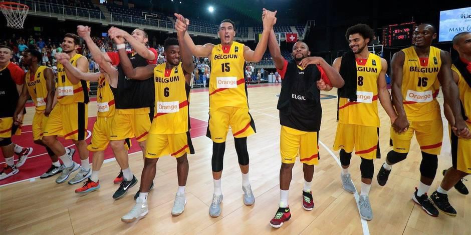 Euro 2017 de basket: découvrez le groupe de la Belgique