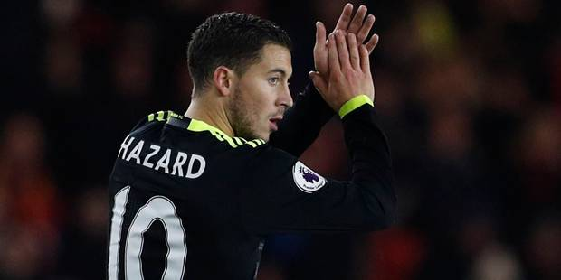 Eden Hazard sportif belge le plus bankable - La DH