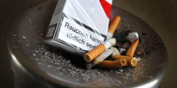 Il brûle sa mère avec une cigarette: un Liégeois de 19 ans condamné à la prison - La DH